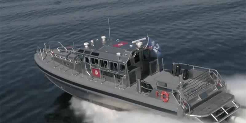 الجيش ينقذ بحارا تعرّض إلى توعّك صحي عرض سواحل المنستير