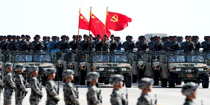 L'armée chinoise en alerte aux frontières de Hong Kong