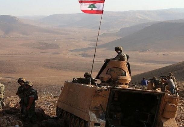 الجيش اللبناني يحجز صواريخ مضادة للطائرات في مخبأ لداعش