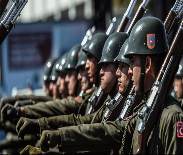 هجوم على مركبة عسكرية قرب أنطاليا التركية وإصابة عدد من الجنود