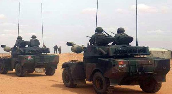 الجيش التونسي في المرتبة 76 عالميا