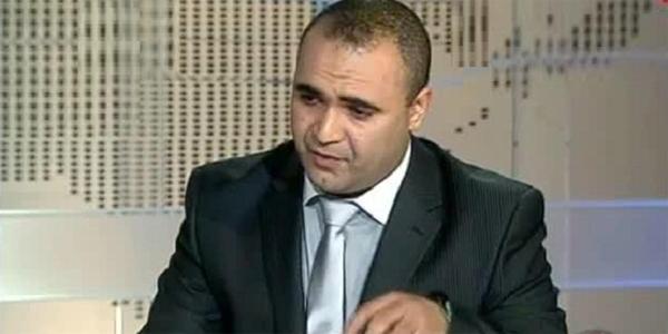 إعفاء الناطق الرسمي باسم وزارة الداخلية 'محمد على العروي' من مهامه