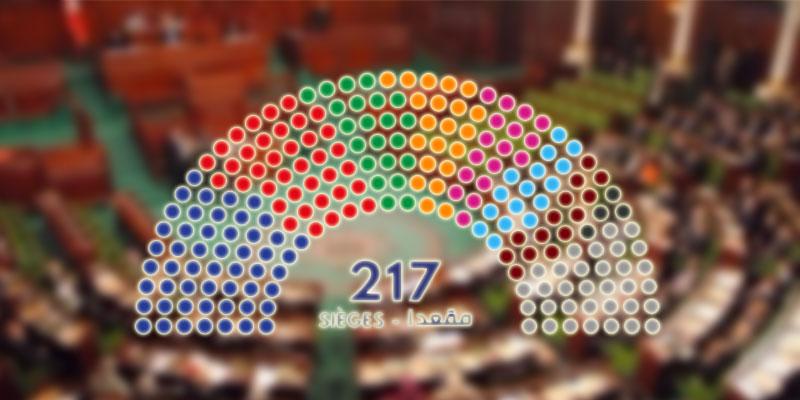 La liste des nouveaux membres du parlement