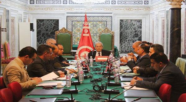 ماذا في اجتماع رؤساء الكتل بمجلس نواب الشعب ؟