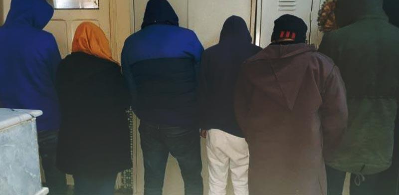 نابل: القبض عصابة لسرقة المنازل