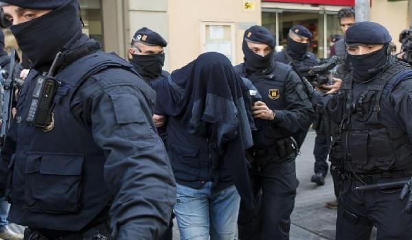 Arrestation en Algérie de 22 terroristes à la frontière avec la Tunisie