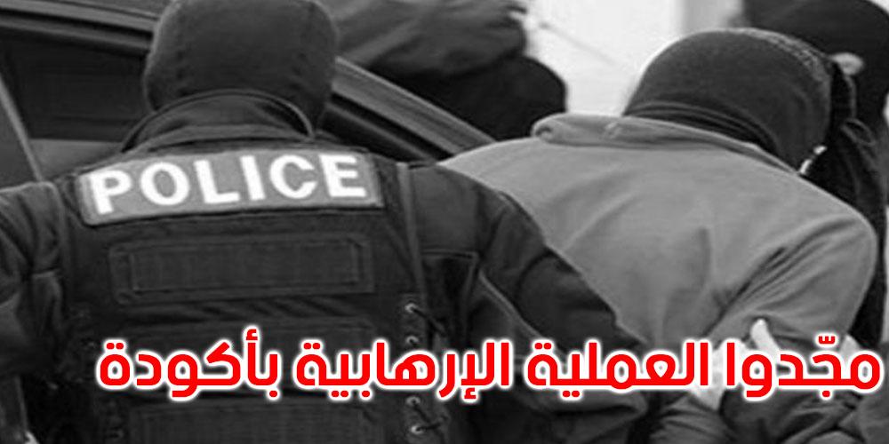 القصرين: إيقاف 5 أشخاص بسبيطلة يشتبه في انتمائهم إلى تنظيم إرهابي