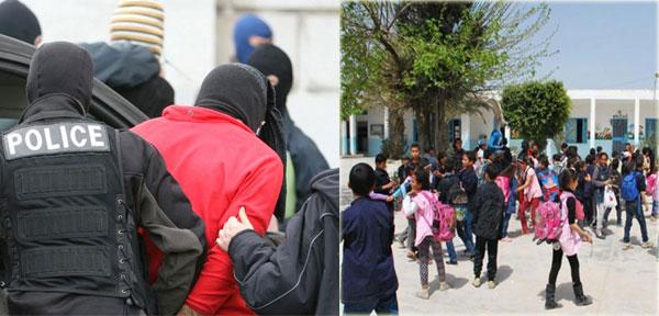 القصرين: القبض على المهرب الذي قتل تلميذين
