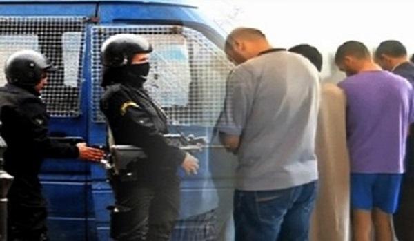 Démantèlement d'une cellule terroriste et arrestation de quatre recruteurs de djihadistes