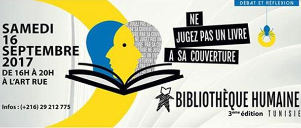 Les bibliothèques humaines reviennent pour une 3ème édition à L'Art Rue