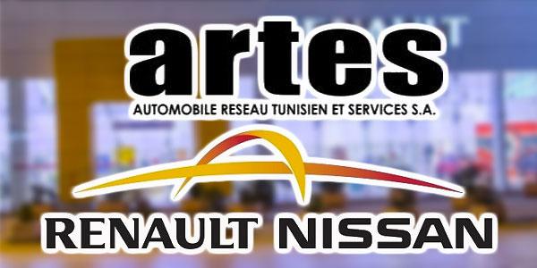 Le Groupe ARTES leader sur le marché de l'automobile des véhicules particuliers pour le 2ème mois consécutif