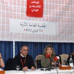 Slaheddine Jourchi et Majida Boulila à la présidence du Conseil national civil