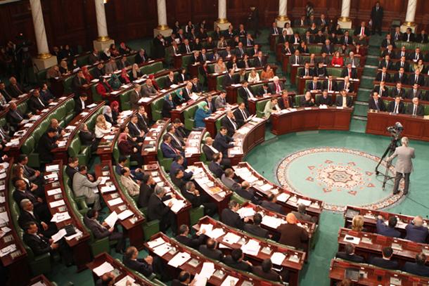 La liste des députés absents lors de la plénière consacrée au vote de confiance au gouvernement Chahed
