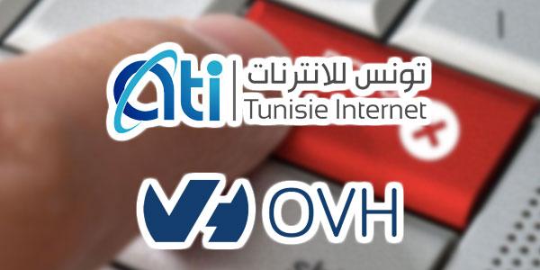 L'ATI adresse une mise en demeure à la Société OVH