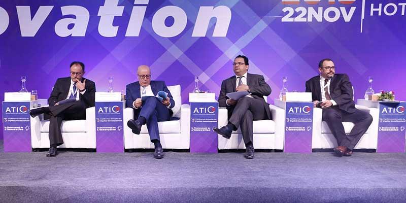 Conférence annuelle de l'ATIC sur le thème : « Le Capital investissement et le financement de l'innovation »