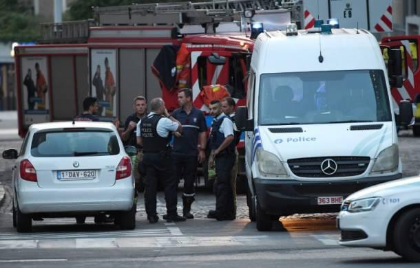 Attaque terroriste à Bruxelles: l'auteur est un Marocain de 36 ans