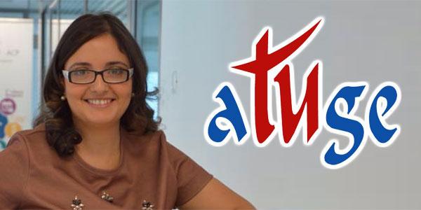 Samar LOUATI RAZGALLAH nouvelle présidente de l'Atuge 2017 / 2018