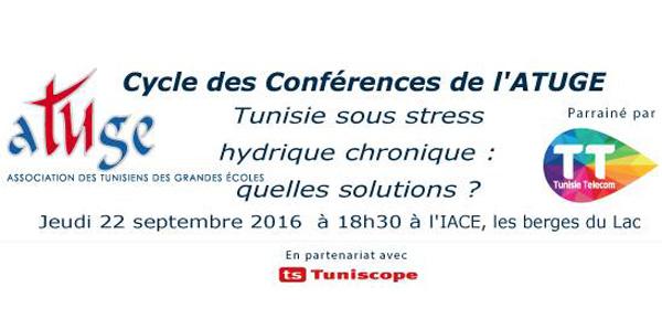 Tunisie sous stress hydrique  chronique : quelles solutions ?