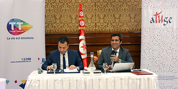 En vidéo : Le ministre Anouar Maârouf parle de l'Infrastructure numérique très haut débit à l'ATUGE