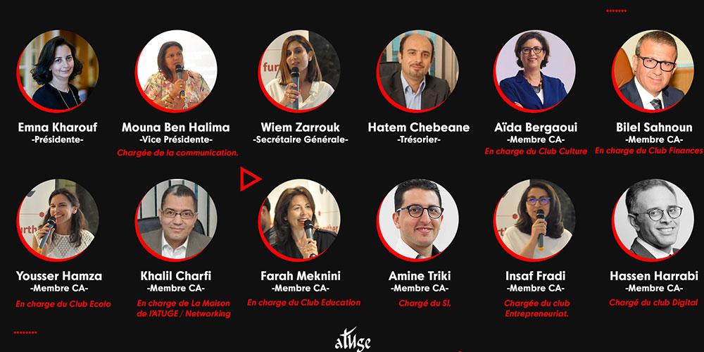 Atuge : Election du nouveau Conseil d'Administration