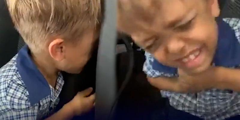 Une maman filme la détresse de son fils pour dénoncer l'harcèlement scolaire