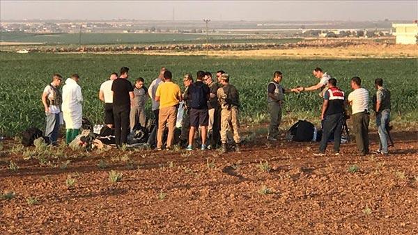 سقوط طائرة أمريكية بدون طيار جنوبي تركيا