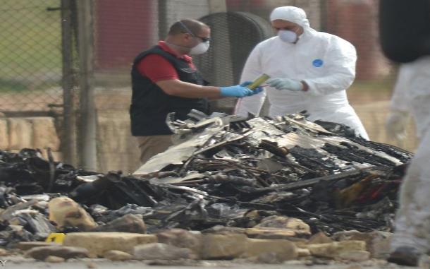 وزارة الدفاع الفرنسية تكشف هوية ضحايا تحطم طائرة صغيرة في مالطا