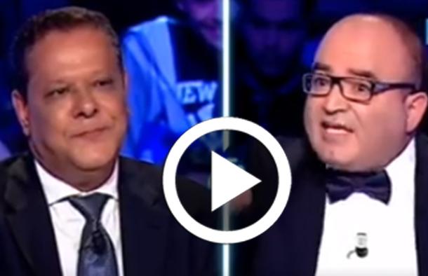 En vidéo : Mohamed Boughalleb critique sévèrement Belgacem Ayari