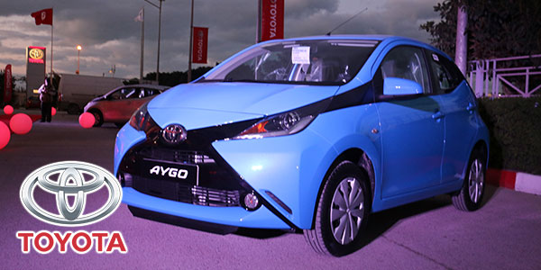 En vidéo : Lancement de la voiture populaire Toyota AYGO à partir de 25 570 dinars