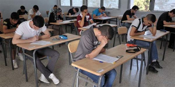 رزنامة الامتحانات الوطنية للسنة الدراسية 2017 – 2018 ومواعيد الاعلان عن النتائج