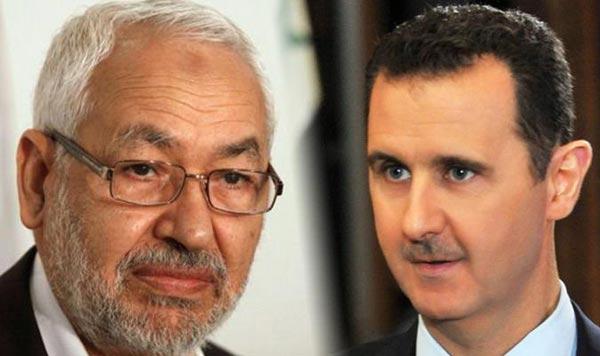 ''خميّس قسيلة : ''قيادة حركة النهضة تحاول الاتصال ببشار الأسد