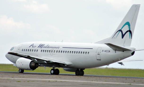 Une bagarre éclate en plein vol : un vol d'Air Méditerranée dérouté