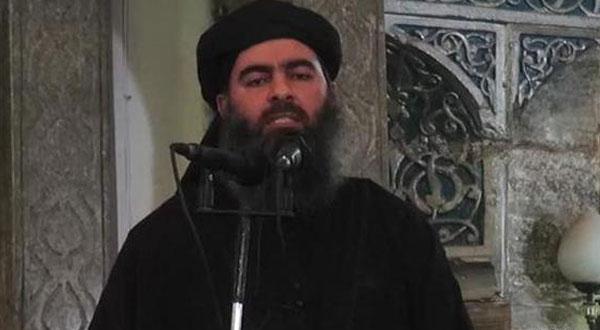 البغدادي لايزال في الموصل وشوهد يحفز مقاتليه قبل 3 أيام