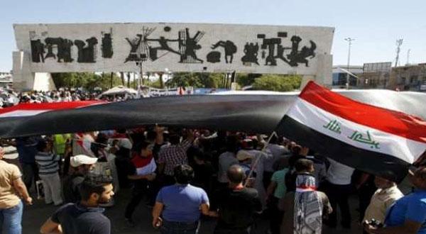 إخلاء السفارة الأمريكية في بغداد بعد اقتحام المنطقة الخضراء