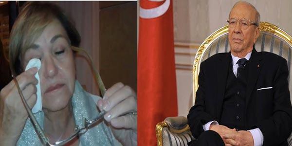 Bahia Rachedi a-t-elle refusé de rencontrer Béji Caïd Essebsi ?