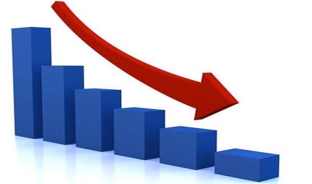 Pour l'année 2016, le taux de croissance n'a pas dépassé 1%