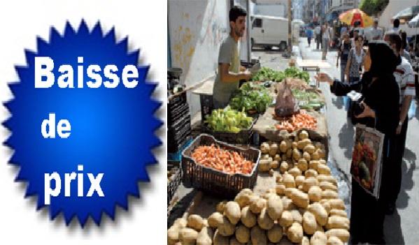 Officiel - Le prix de la pomme de terre sera à la baisse dans les prochains jours