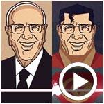 En vidéo : Béji Caid Essebsi en mode Superman et Batman dans 'Mission Possible'
