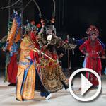 En vidéo : Ballet de l'opéra de Pékin au festival de Carthage
