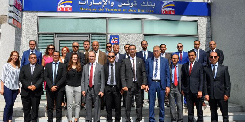 Inauguration de la 29ème agence BTE à Manouba