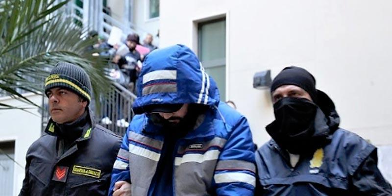 Barbanera, un Tunisien à la tête d'un large réseau de migration illicite, arrêté en Italie