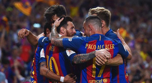 برشلونة يتوج بلقب كأس ملك إسبانيا