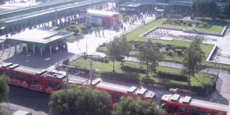 Projet de réaménagement de la station Barcelone et du tronc principal du métro
