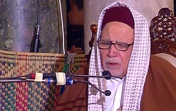 وفاة المقرئ الشيخ محمد البراق