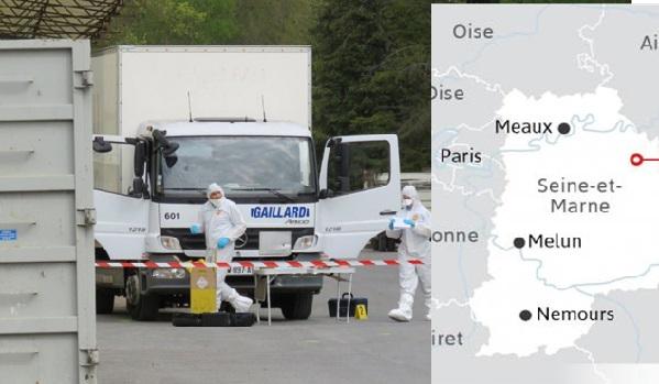 Fusillade entre des gendarmes et des malfaiteurs en France