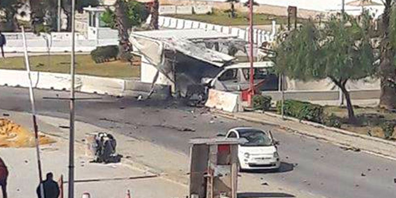 Les détails de l'attentat terroriste à l'ambassade des Etats Unis