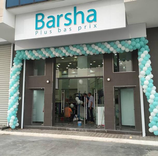 Barsha ouvre sa deuxième boutique à Sfax
