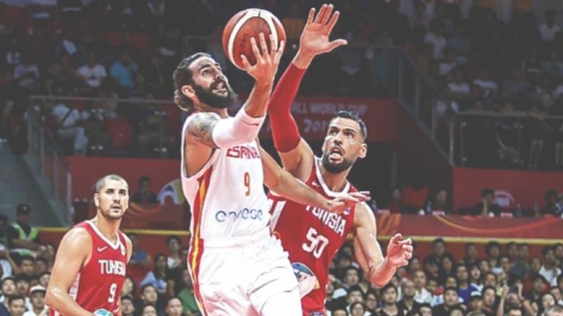 المنتخب التونسي لكرة السلة يمر بجانب '' الإنجاز التاريخي''