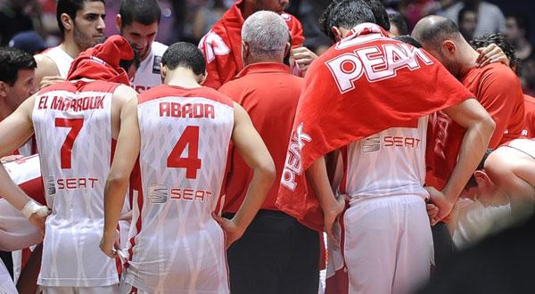 المنتخب التونسي لكرة السلة بطل افريقيا