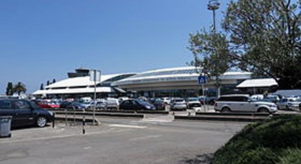 Corse : Des aéroports fermés en raison du vent violent